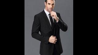 Лучший классический мужской костюм. Для свадьбы и деловых встреч