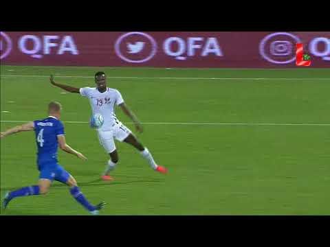 Qatar 1 - 1 Iceland (14.11.2017 // by LTV)