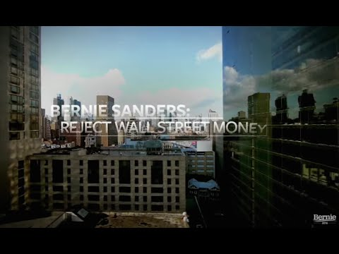 Bernie Sanders Attacks Wall Street Corruption In New Campaign Ad