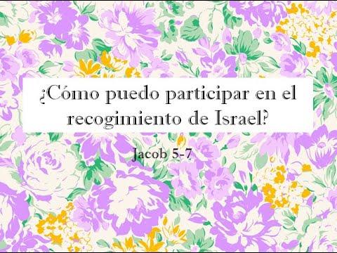 ¿Cómo Puedo Participar En El Recogimiento De Israel?