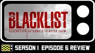 Blacklist: Redemption Season 1 Episode 6 Review & After Show | AfterBuzz TV