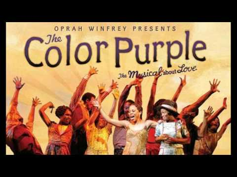 The color purple  - Push da button - KAraoke