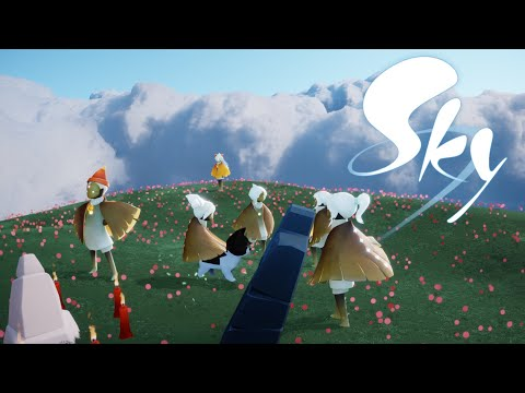 Sky: Children of the Light - Puppy Resurrection - iOS Gameplay Walkthrough (by thatgamecompany)