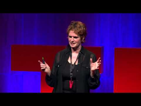 Algorithms take control. Let's life-hack | Ine Gevers | TEDx