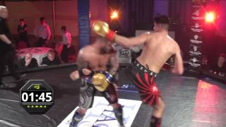 Combat Challenge Bradford 18: Ash Gibson vs Aarin Slimane