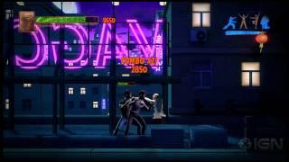 Kung-Fu Live: Fighting Gameplay