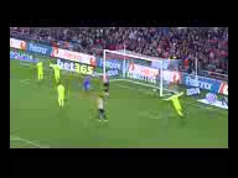 cuplikan goal neymar -atletic bilbao vs barcelona-laliga | 09 februari 2015