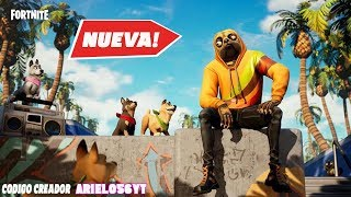 NEW SKINS EPICA FORTNITE AND 1 VS 1 WITH SUBS ARIEL056YT