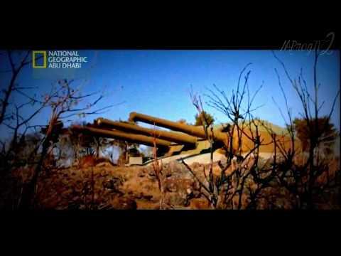 THE ATLANTIC WALL HITLER 'ARABIC NATIONAL GEOGRAPHIC ABU DHABI'