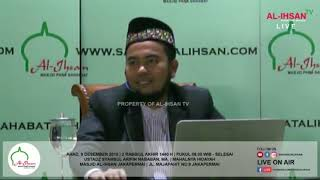 Ustadz Syamsul Arifin Nababan   Mahalnya Hidayah