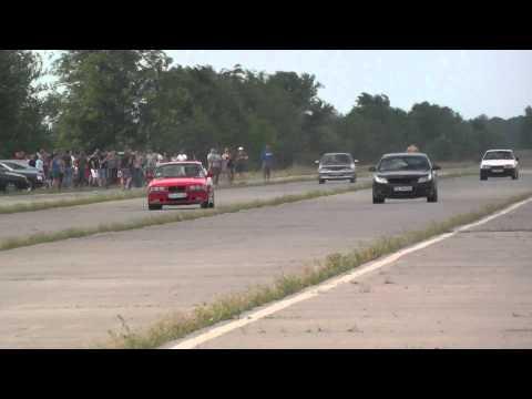 BMW 328 - Opel Vectra V6 Turbo