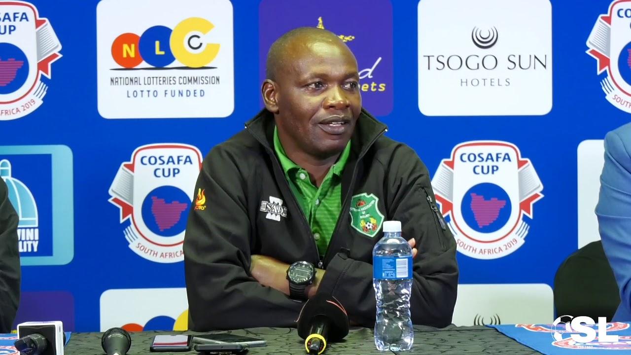 COSAFA Cup 2019: Zambia vs Malawi Quarter-Final Post Match Conference