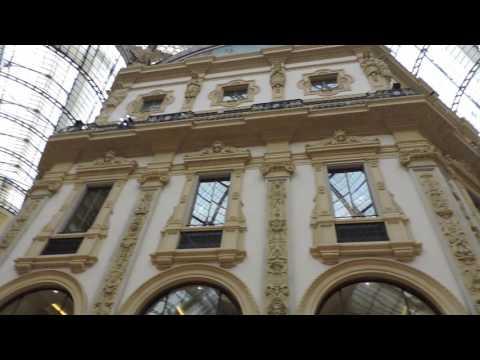 Luxury Shopping in Milan