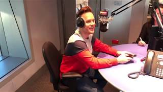 Olly Murs talks sweaty jelly babies and walking £13m shoes in dog poo (interview part 1/4)
