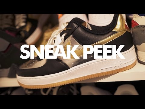 """A """"Sneak Peek"""" Inside Mayor's Sneaker Basement, Pt. 2"""