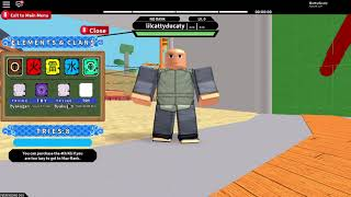 ROBLOX NRPG (Code) TheSalehm trick worked!! i got SasukeRin and Lava Release