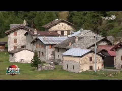 """Il mondo insieme"" - I viaggi: Valle d'Aosta"