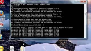 Como ver o ipconfig no windows 7.mp4
