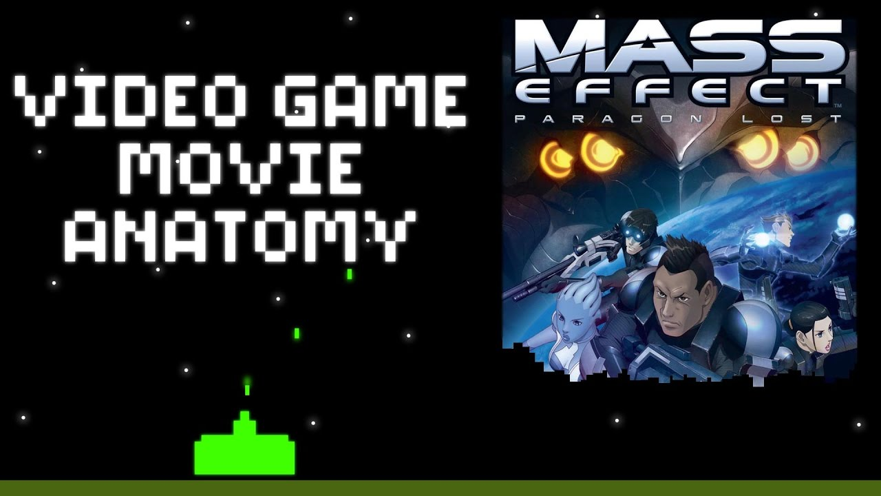 Mass Effect Paragon Lost Review Video Game Movie Anatomy Youtube