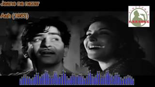 JANE NA NAZARR hindi karaoke for Male singers with lyrics