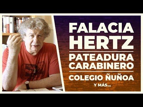 Chile: libertad de expresión, fuerza publica debilitada y más