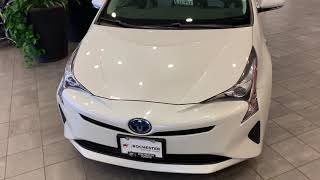 Один из самых надёжных авто Toyota Prius