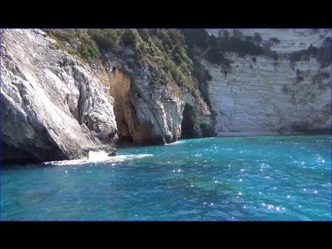 Paxos - Antipaxos/Ionian cruises