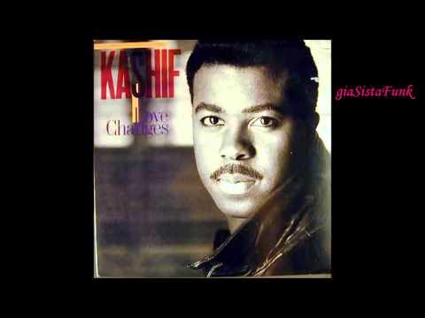 KASHIF feat.MELI'SA MORGAN - love changes - 1987