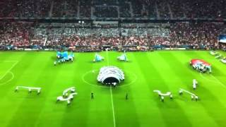 Abertura da Final da Champions League