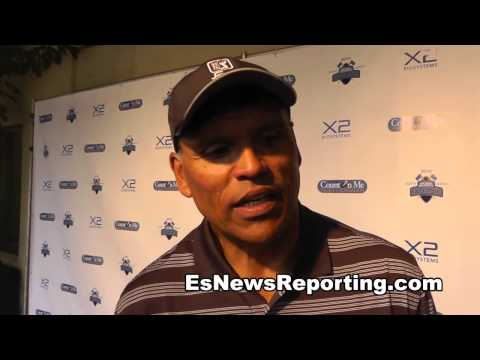 NFL nfl Hall of Famer anthony munoz talks boxing EsNews