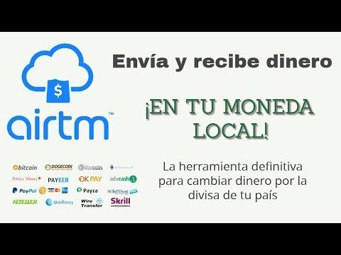 AirTM » ¿Cómo Funciona? ➡ Cómo Pasar Dinero De Paypal A AirTM 💰