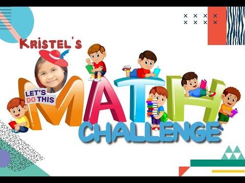 Kirstel Math Challenge Vlog#12 |EJ MP