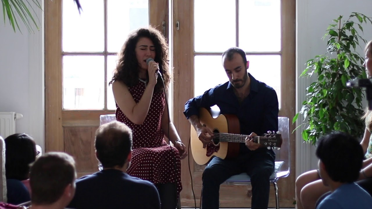 Medine Bouma and Juan Rodrigo Santaolalla Duo - Home Again
