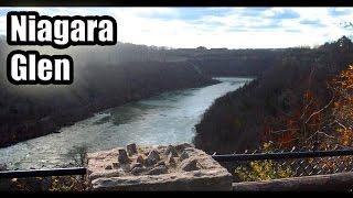 The Niagara Glen (Niagara Gorge)- Fall 2016