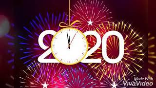 Новогодняя поздравления с Новым 2020 годом!