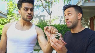 Download Can I Borrow Your Charger? | Anwar Jibawi Mp3 and Videos