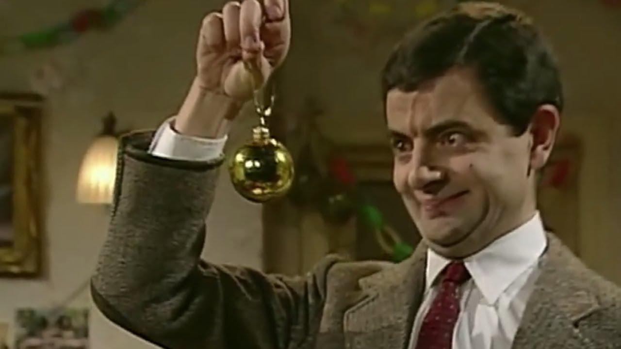 Image result for Mr Bean: Merry Christmas Mr Bean