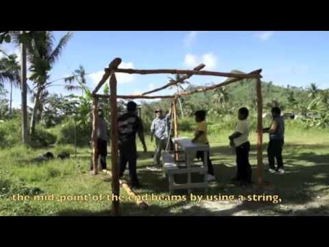Building a Chuukese House-Math and Culture in Micronesia