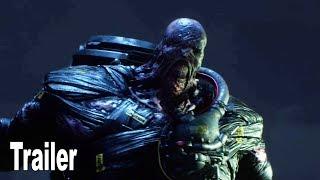 Resident Evil 3 Remake - Nemesis Trailer [HD 1080P]