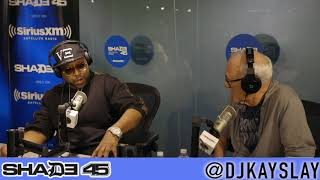 Henry Chalfant  interview with Dj Kayslay at Shade 45
