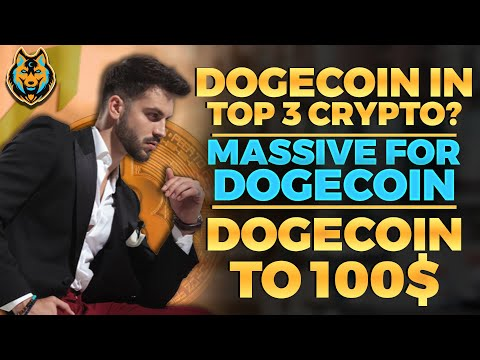 Dogecoin Belongs To The TOP 3 CRYPTO! (This Is Why) Dogecoin Price Prediction – Dogecoin News, Doge