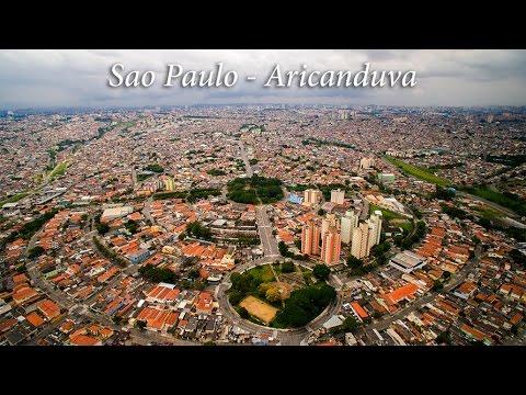 Sao Paulo 4k - Brazil Drone Video