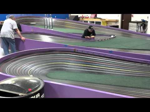 Slot Car racing at Modelville Hobby
