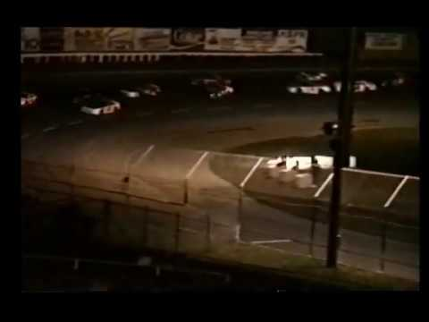 NASCAR Winston Racing Series Late Models Lebanon I-44 Speedway Gatorade Night 1990