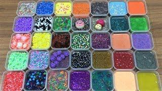 Mixing all My Slimes | Slimesmoothie | Satisfying Slime Videos | Mickey Slime