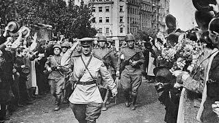 Освобождение Югославии от немецко фашистских войск, 1944 Великая Отечественная война, кинохроника