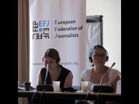 EFJ-ETUI workshop on Promoting editorial independence