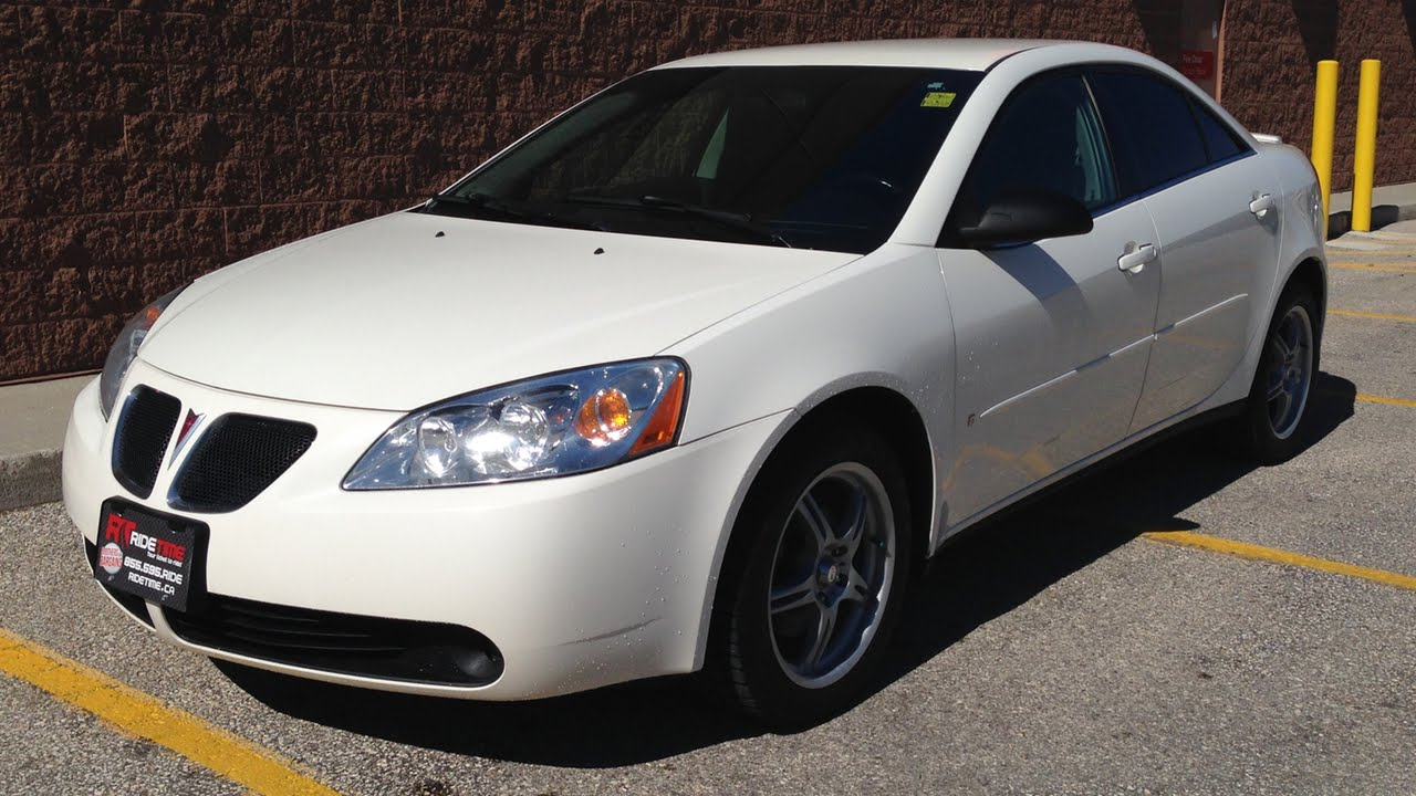 2007 pontiac g6 gt sedan automatic power windows locks. Black Bedroom Furniture Sets. Home Design Ideas