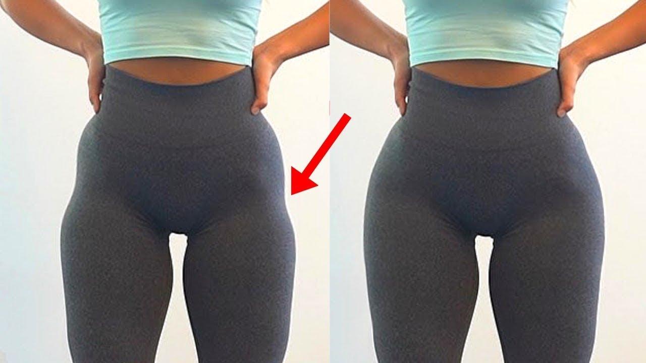 ستندمين ان لم تقومي بهذه تمارين سهلة لحل مشكلة العضلة نائمة وتحسن شكل الجزء سفلي في وقت قصير جدآ