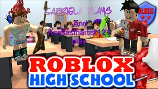 Roblox High School|ROBLOX|We Skip Class!! /w Asssasinartist121